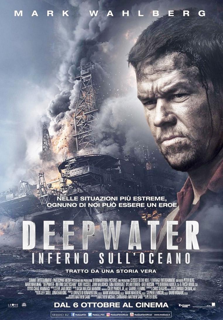 Deepwater Horizon - Inferno sull'oceano